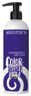 Color-Twister Ухаживающая краска для волос прямого действия с кератином  Selective