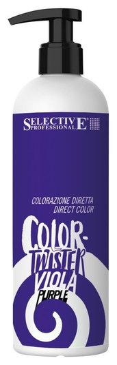 Color-Twister Ухаживающая краска для волос прямого действия с кератином  Selective Professional