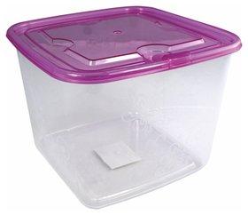 Контейнер пластиковый 1,75л квадратный Gt2901t  NNB