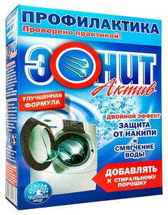 Средство для удаления накипи эонит актив защита от накипи и смягчения воды для стир.машин, 1 кг  NNB