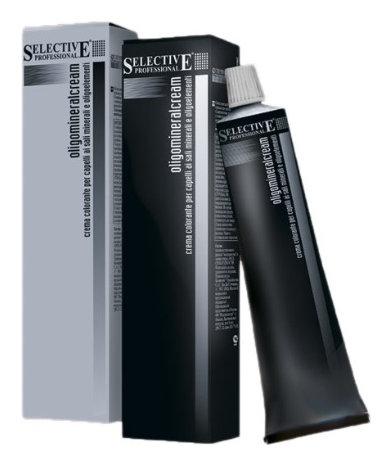 Крем-краска Oligo Mineral Cream  Selective Professional