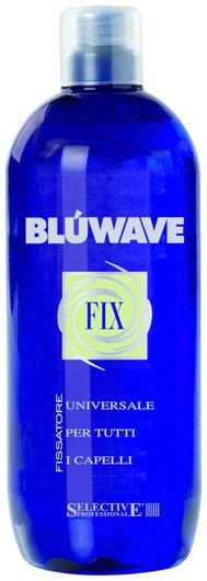 Фиксаж на основе протеинов кератина Blue Fix  Selective Professional