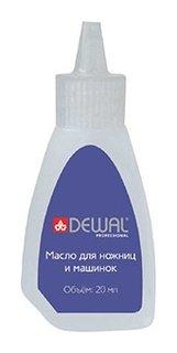 Dewal, масло для ножниц и машинок 20 мл.  Dewal