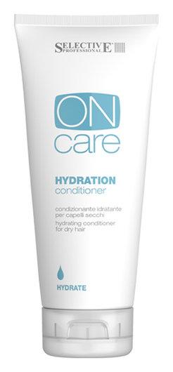 Увлажняющий кондиционер для сухих волос Hydration conditioner   Selective Professional
