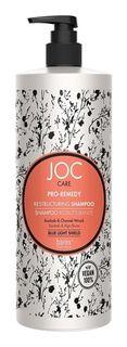 "Barex, шампунь восстанавливающий с баобабом и пельвецией желобчатой ""pro-remedy"" Joc Care, 1000 мл Barex Italiana"