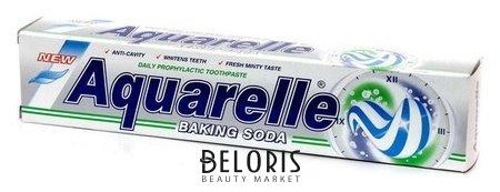 Зубная паста Baking soda
