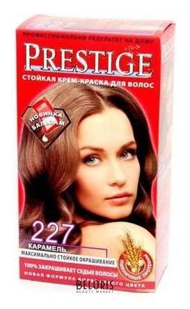 Купить Крем для волос Prestige, Стойкая крем-краска для волос, Болгария, 227-карамель