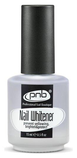 Отбеливающее покрытие для ногтей Nail Whitener  PNB