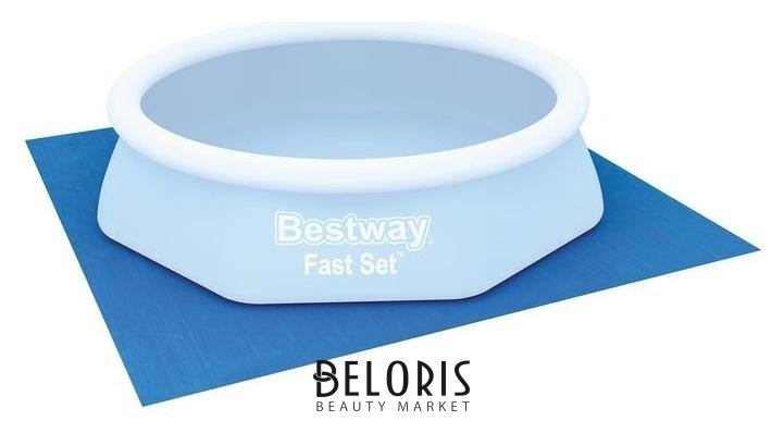 Подстилка для круглых бассейнов, 274 х 274 см, 58000 Bestway Bestway