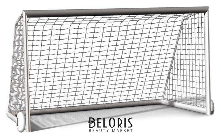 Сетка футбольная, нить 3 мм, 2 сетки NNB
