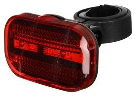 Фонарь велосипедный задний Jy-3209bt, 5 красных светодиодов