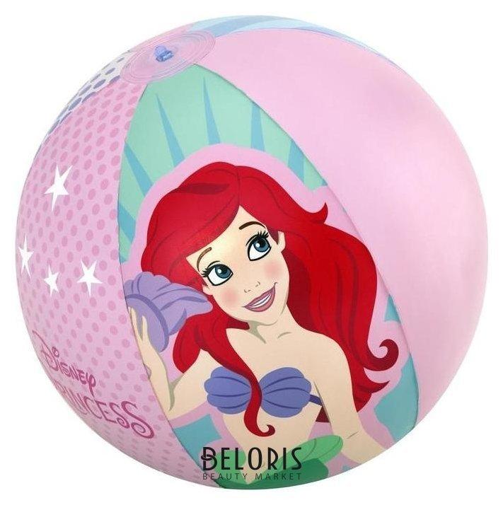 Мяч пляжный Princess, D=51 см, от 2 лет, 91042 Bestway Bestway