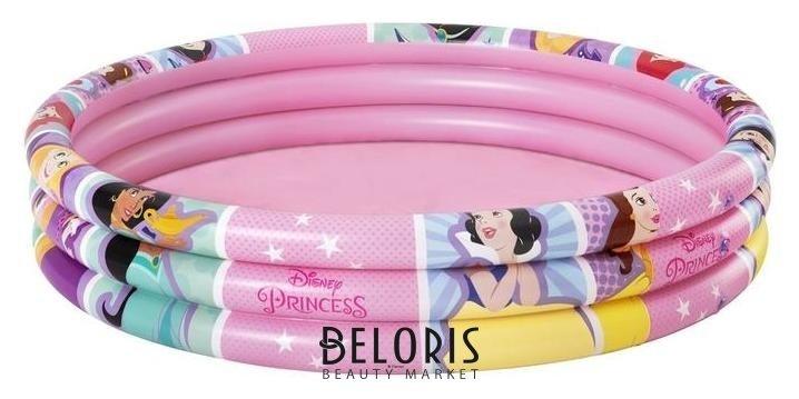Бассейн надувной Princess, 122 х 25 см, от 2 лет, 91047 Bestway Bestway