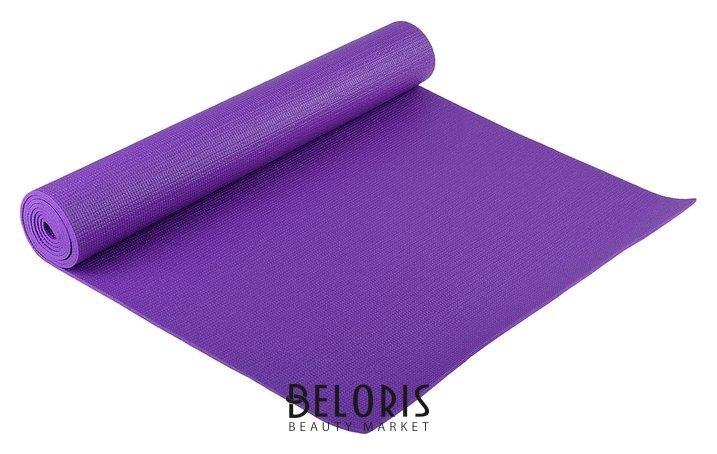 Коврик для йоги 173 × 61 × 0,4 см, цвет тёмно-фиолетовый Sangh