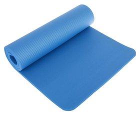 Коврик для йоги 183 х 61 х 1,5 см, цвет синий  Sangh