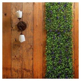 Декоративная панель, 40 × 60 см, «Фиолетовые цветы»