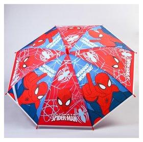 Зонт детский «Чемпион», человек-паук Ø 84 см
