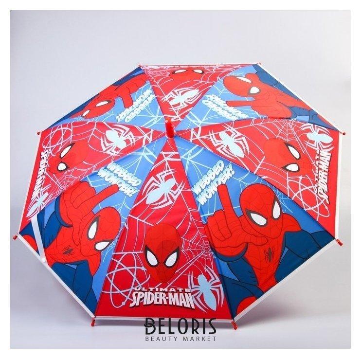 Зонт детский «Чемпион», человек-паук Ø 84 см NNB
