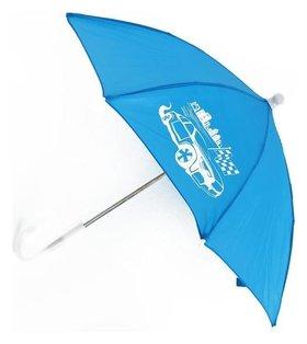 Зонт детский «Тачка» 52 см