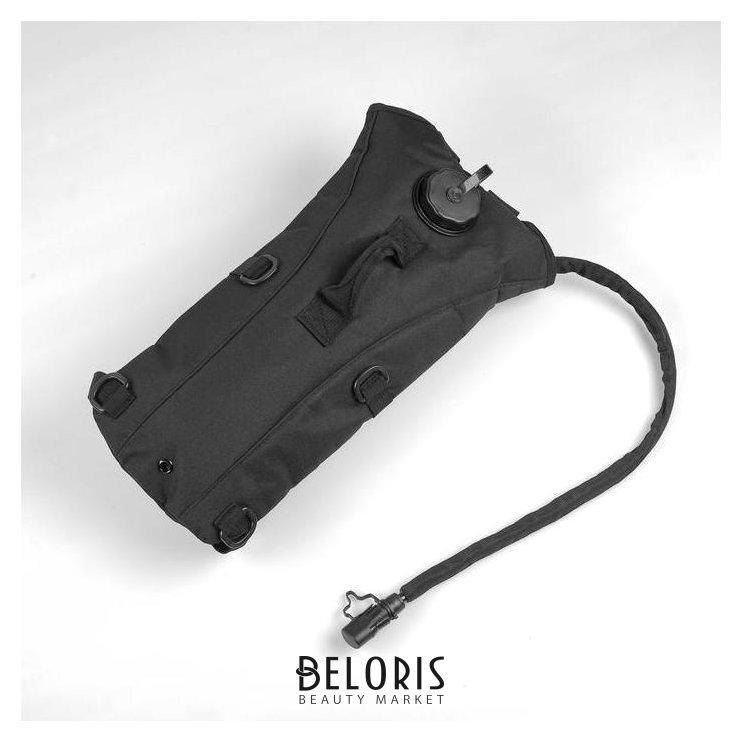 Рюкзак с гидратором 2,5л, черный NNB