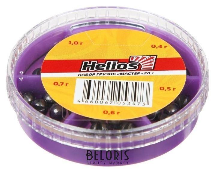 Набор грузов Мастер 20гр Helios Helios