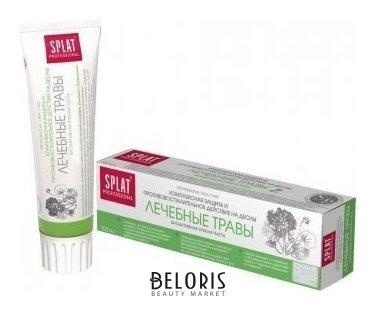 Зубная паста Лечебные травы Splat