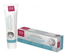 Зубная паста Биокальций  Splat