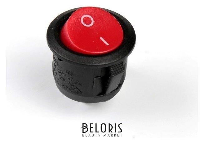 Кнопка - выключатель, без подсветки NNB
