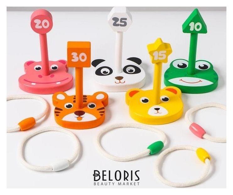 Развивающая игрушка «Кольцеброс» 27,5х15,5х8,5 см NNB