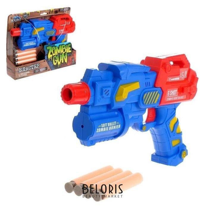 Бластер Zombie Gun-16 Woow toys