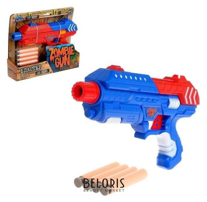 Бластер Zombie Gun G-shot Woow toys