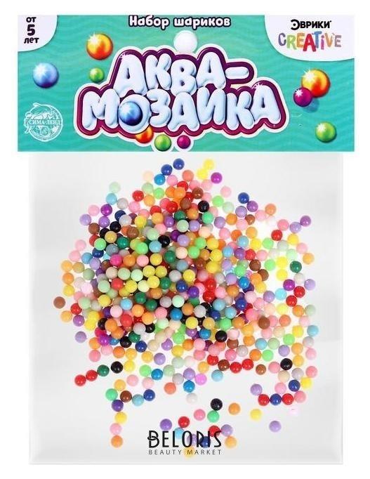 Аквамозаика «Набор шариков», 500 штук Эврики