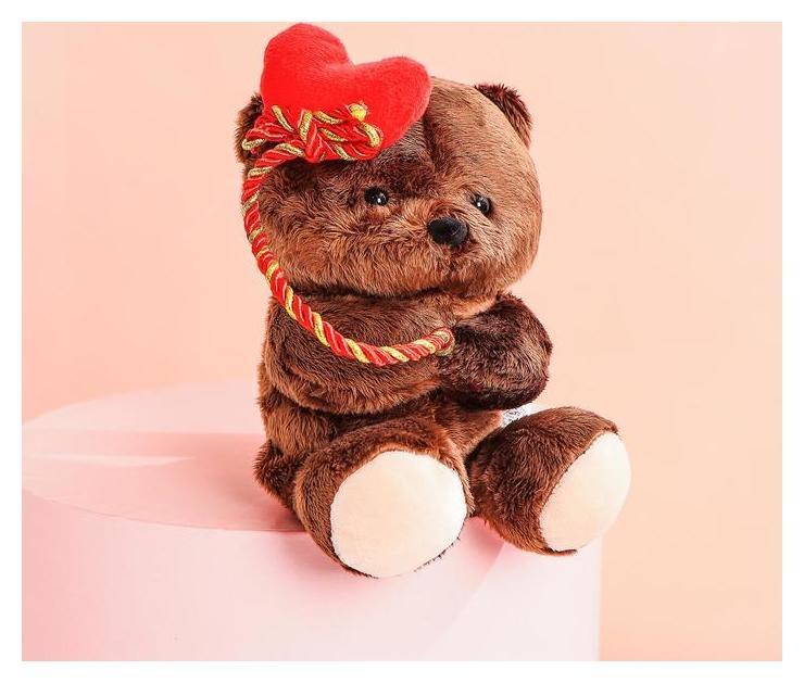 Мягкая игрушка «Влюблённый Ted», мишка КНР Игрушки