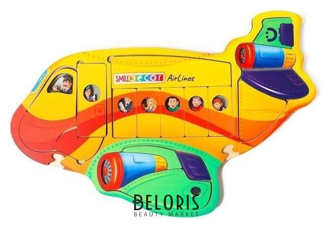 Пазл «Воздушный лайнер» Smile Decor