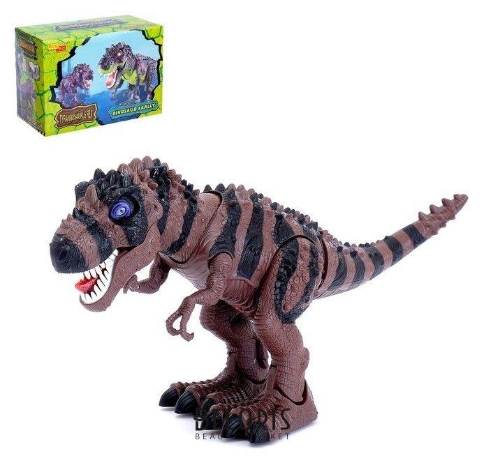 Животное «Динозавр», световые эффекты NNB