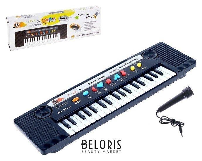 Синтезатор «Мечта» с микрофоном, 37 клавиш NNB