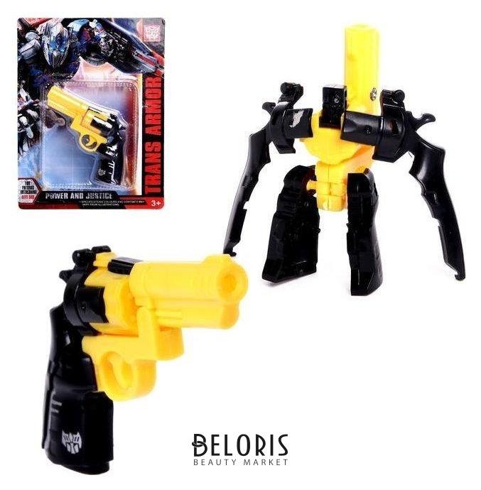 Робот Револьвер, трансформируется NNB
