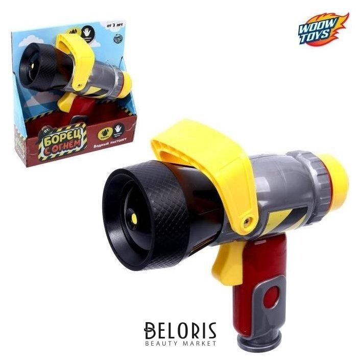 Водный пистолет «Борец с огнем» Woow toys