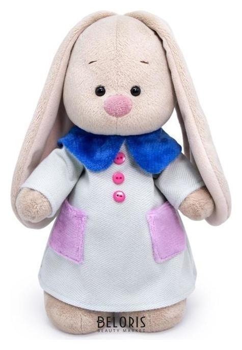 Мягкая игрушка «Зайка Ми в теплом платье», 25 см Зайка Ми