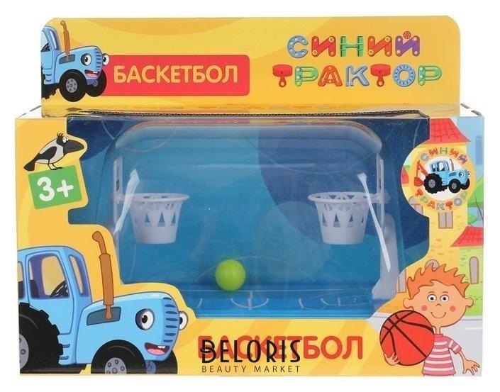 Настольная игра «Баскетбол. синий трактор» Играем вместе