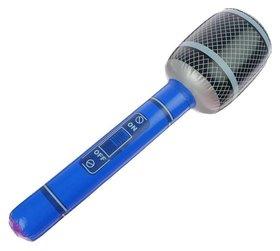 Игрушка надувная «Микрофон» 65 см, звук