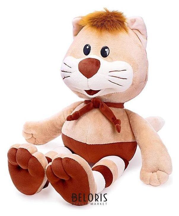 Мягкая игрушка «Кот полосатик» Princess love