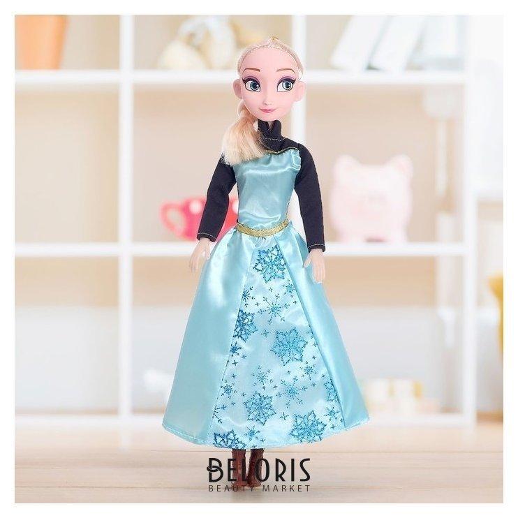 Музыкальная кукла «Сказочная принцесса» NNB