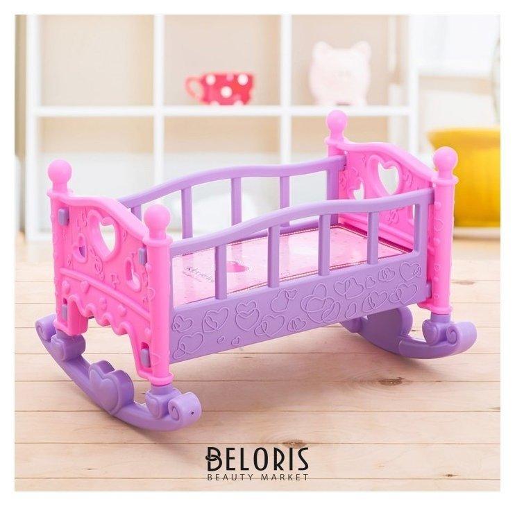 Кроватка для кукол «Чудесный сон» NNB