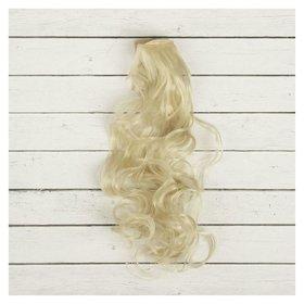 Волосы - тресс для кукол «Кудри» длина волос: 40 см, ширина:50 см, №88