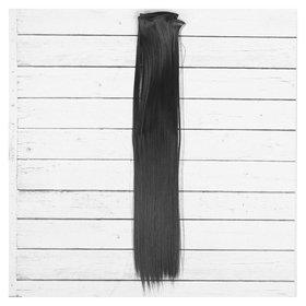 Волосы - тресс для кукол «Прямые» длина волос: 40 см, ширина: 50 см, №3
