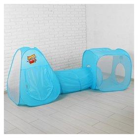 Игровая палатка с туннелем «Чемпион»