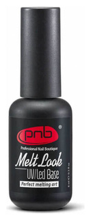 Нейл-арт базовое покрытие Тающий эффект UV/LED Melt Look Base  PNB