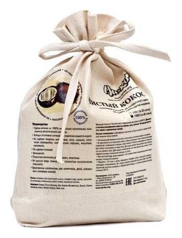 Стиральный порошок Чистый кокос MI&KO