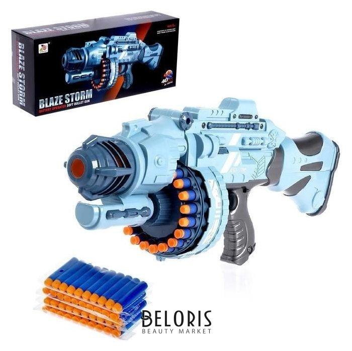Бластер «Апекс», стреляет мягкими пулями, работает от батареек NNB